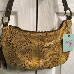 Hobo International Leather Handbag